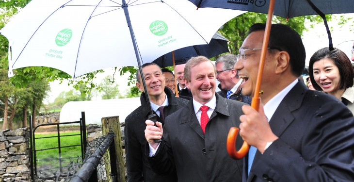 Chinese Premier visits Ireland: How its media reacted