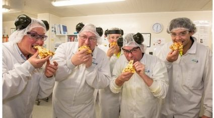 New plant to produce enough cheese for 300 million pizzas a year
