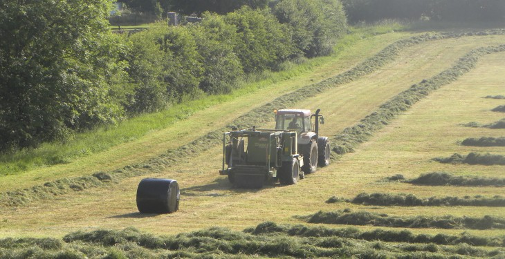 Advice: Beware of the dangers this silage season