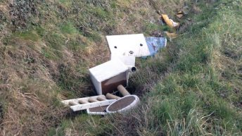 'Ridiculous ruling' preventing councils prosecuting those dumping in farmers' fields