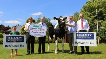 700-acre dairy and suckler farm to host open day