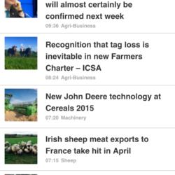 Agriland app