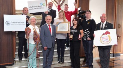 Just three months to the Ploughing as 'local enterprise village' launched