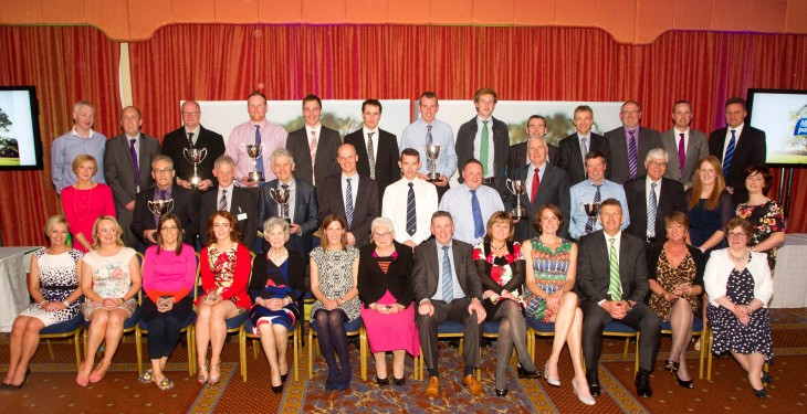 Moy Park's top 20 farmers receive awards