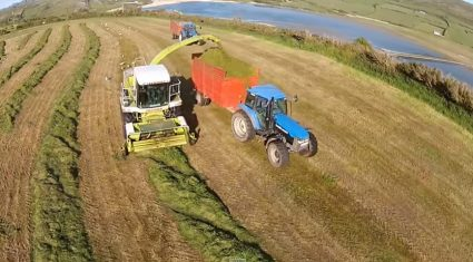 Video: The summer silage season in full swing across Ireland