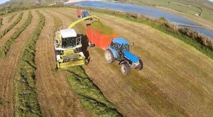 Video: The summer silage season in full swing across Ireland