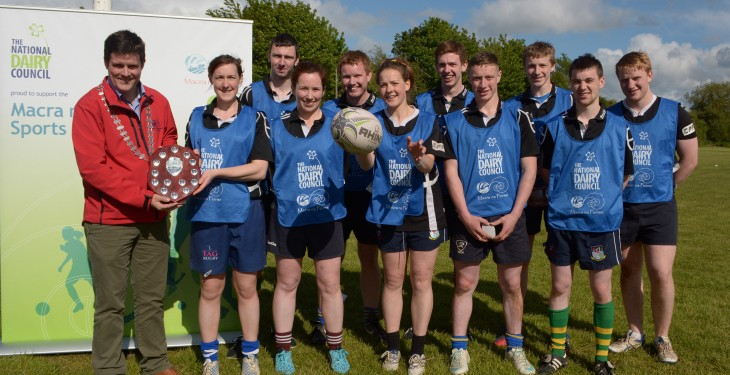 South Longford Macra wins All-Ireland tag rugby final