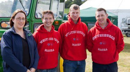 Cork Macra through to FBD Farmskills final