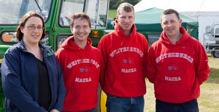 Cork Macra through to FBD Farmskills final