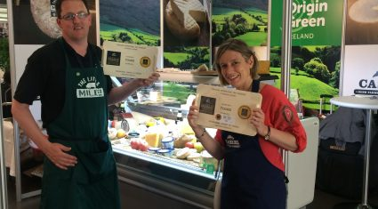 Irish cheese wins gold at international show in France