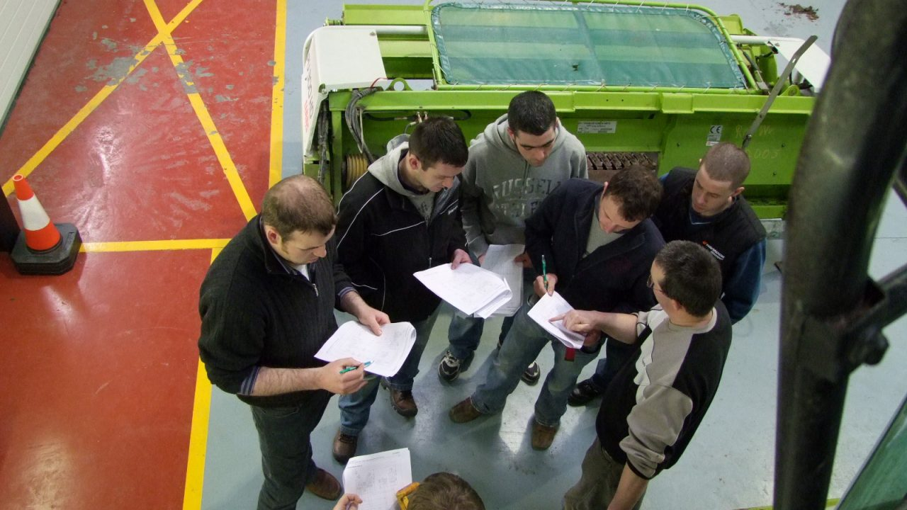 New agricultural machinery course launched in Tralee