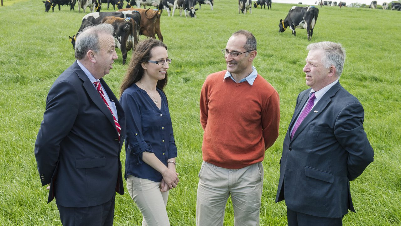 Teagasc to host dairy open day in Moorepark