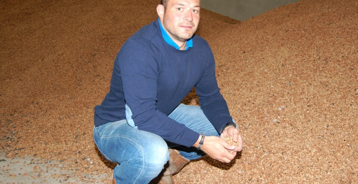 Why spring beans are key on rugby star Rory Best's 1,200-acre farm