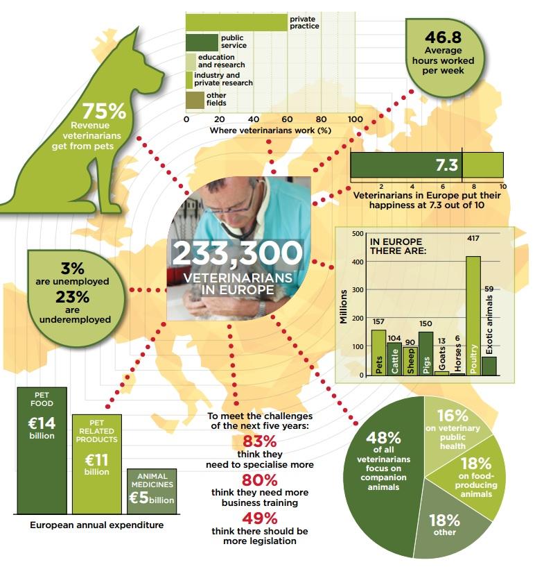 vets in europe