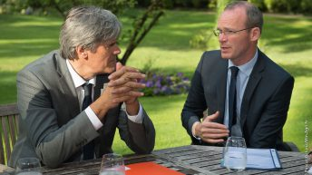 Coveney and French Agriculture Minister meet on climate change issues
