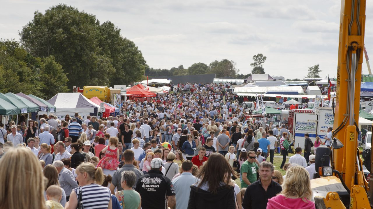 Something for everyone at this year's Tullamore Show