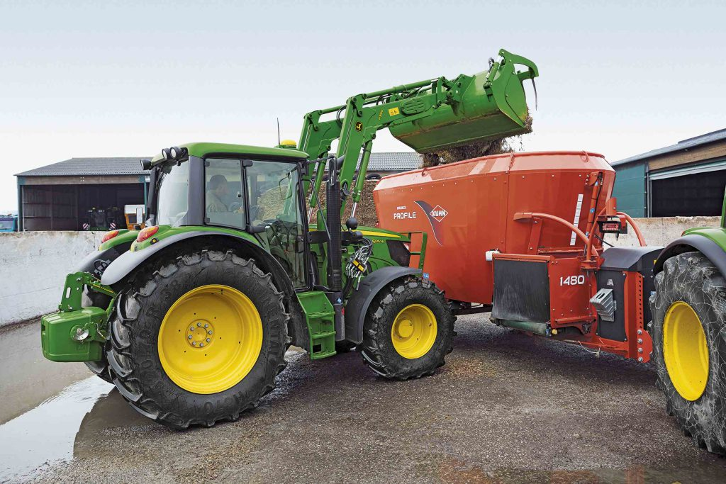 Farm Tractor Fuel Tanks : Intensive farm inspection campaign set to focus on