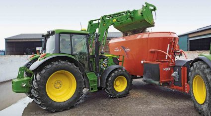 Massive fall off in imports of tractors