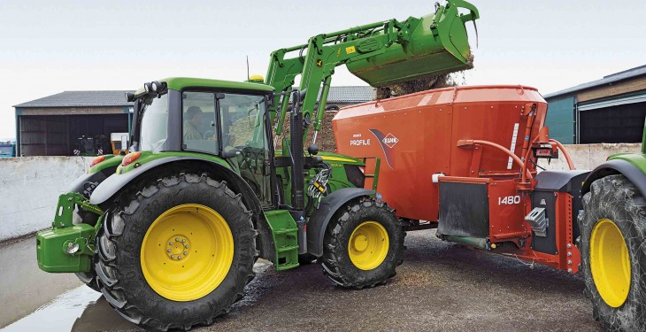 8 things you should check on the tractor before you start driving it