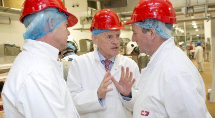 Larry Goodman factory announces €50m redevelopment in Cahir
