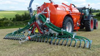 Options for TAMS II slurry equipment grants
