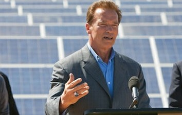 Schwarzenegger says climate change is not science fiction
