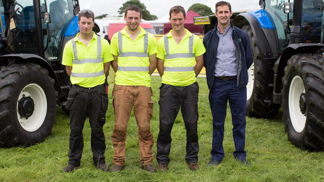 Callan and Tullow Macra last two through for FBD Farmskills final