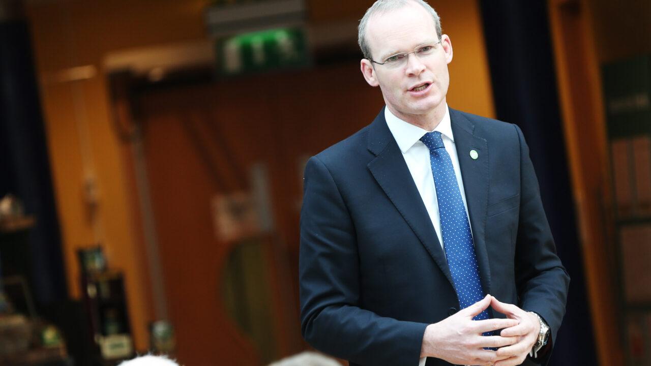 Brendan Smith praises Coveney's work on Food Harvest 2020