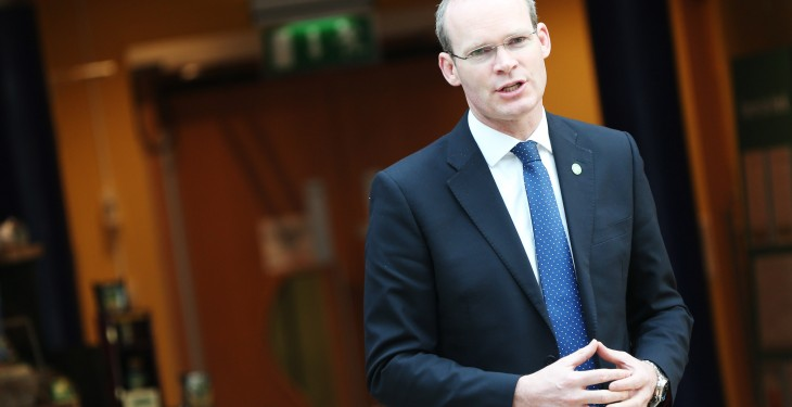 Brendan Smith praises Coveney's work on Food Harvest 2020