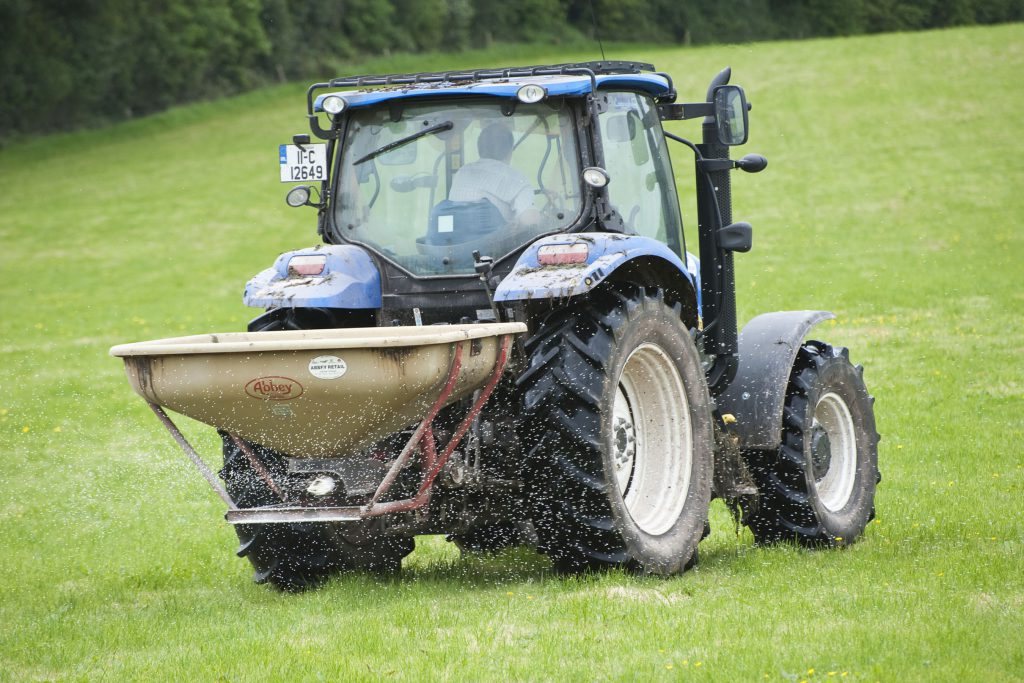 fertiliser silage