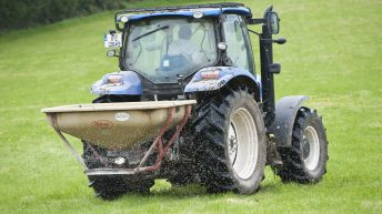 Irish fertiliser usage up – Weak euro prevents price drop