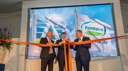 European Fonterra plant to process 1 billion litres of milk a year