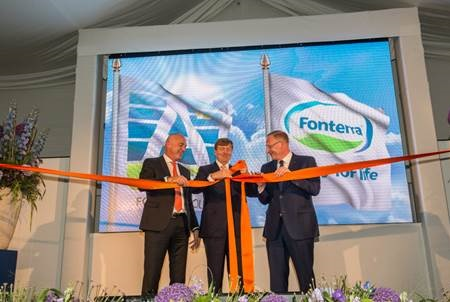European Fonterra plant to process 1 billion litres of milk a year