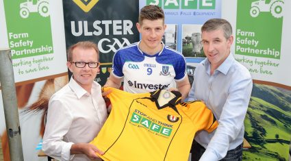 GAA and Ulster Farmers' Union team-up for Farm Safety Week