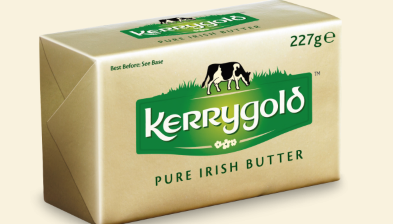 Kerrygold butter pulled off the shelves in one US state
