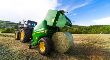 Warning issued after 13-year-old found driving tractor on public road