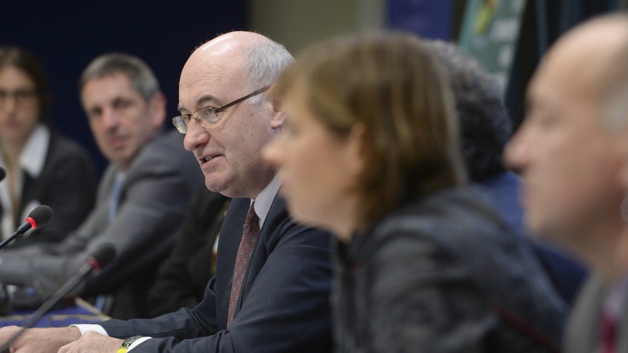 Phil Hogan is living in an ivory tower, says North's Minister of Agriculture