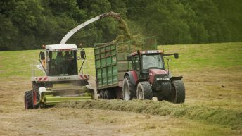 3 important things to remember when picking up silage