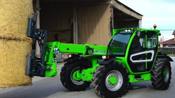 New Merlo range to be unveiled at Ploughing Championships