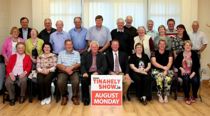 Prize fund of €40,000 up for grabs at annual Tinahely Show