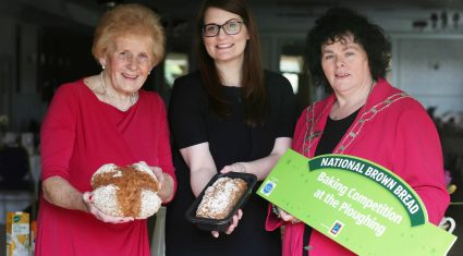 Over 300 people enter National Brown Bread Baking competiton