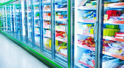 Russians cut back on food products as EU ban continues