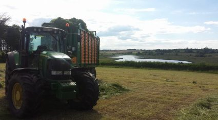 76% of farmers started driving tractors before leaving primary school