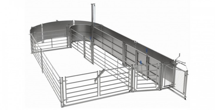 See the sheep handling equipment farmers can get grants for