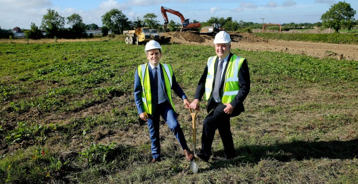 Ballymaguire Foods to create 100 news jobs; production to treble