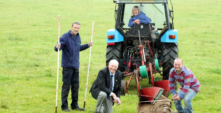 North's Ploughing Championship to return to Balmoral Park