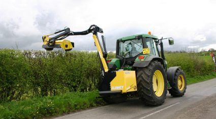 Blaney Agri launches upgraded range of hedge cutters