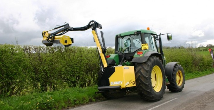 Roadside hedge-cutting won't be allowed during August