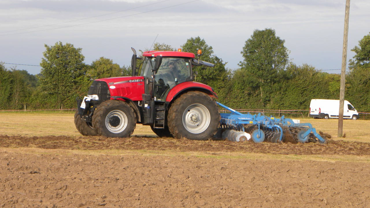 Pics: Reseeding options at Germinal open day – What system suits you?