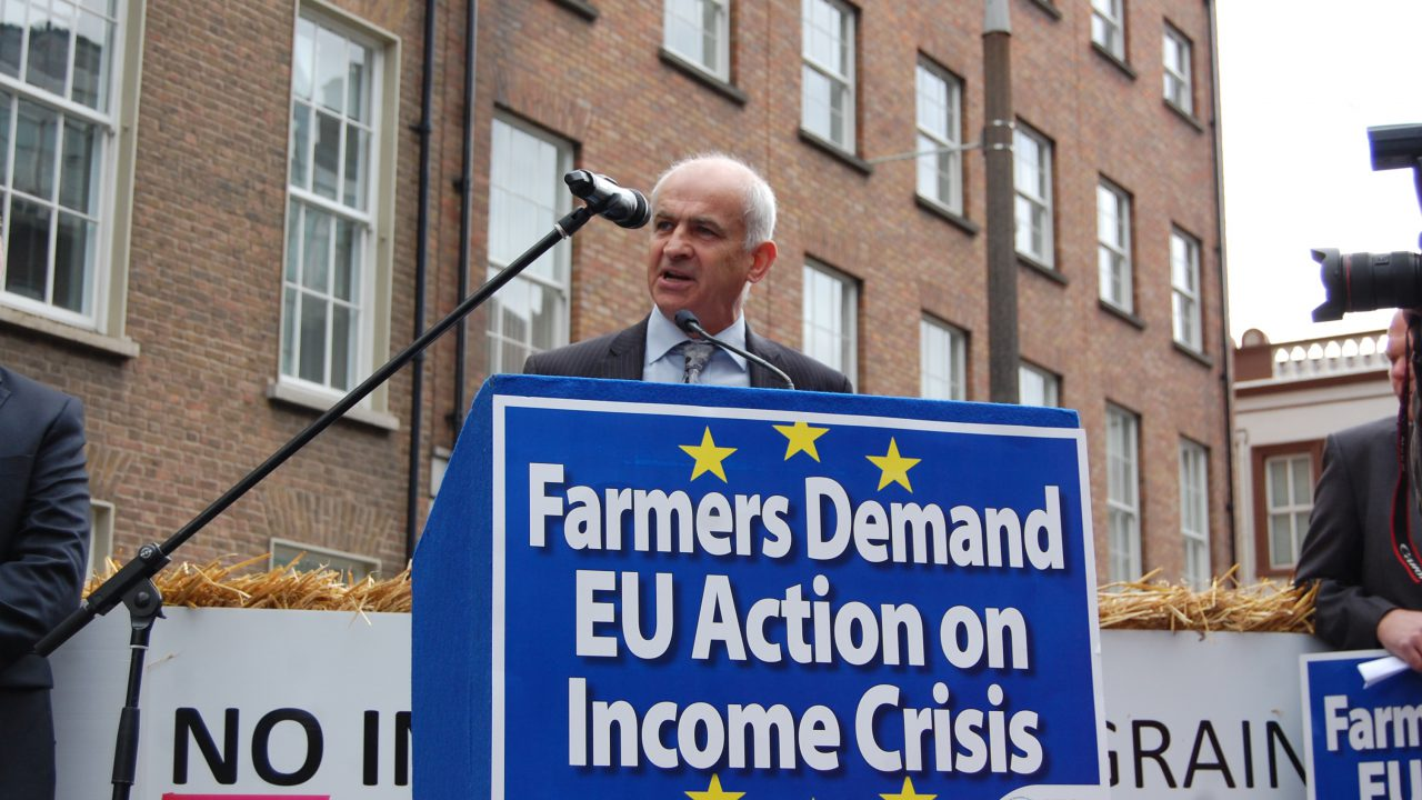 Coveney has key role to play in reversing the fortunes of Irish farmers – IFA